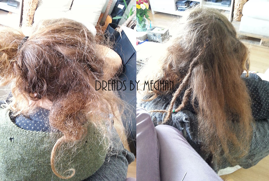 Dreads kammen - Dreads By Meghan