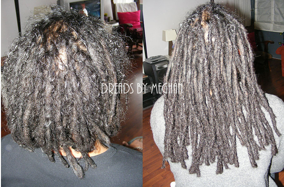 Dreads verlengen - Dreads By Meghan