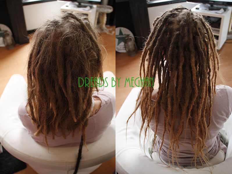 Dreads By Meghan Verlengen Human Hair